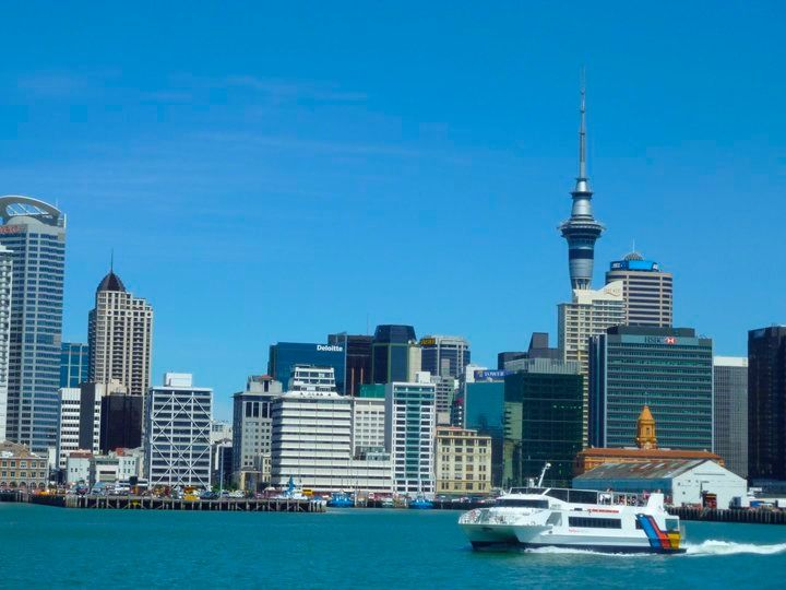 The Top 5 Things to do in Auckland